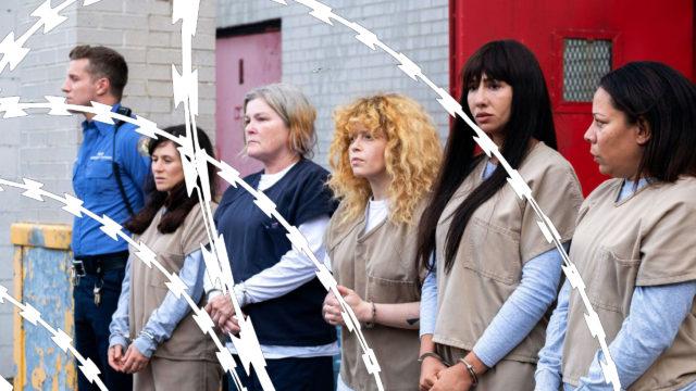 Solidarita s väzenkyňami: Od výskumu v českých väzniciach po seriál Orange is the New Black
