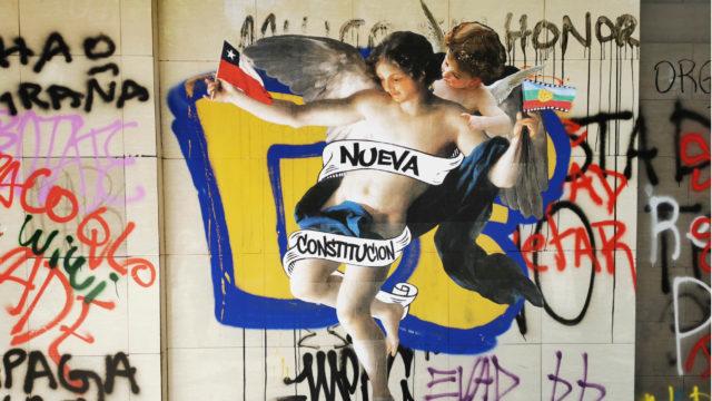 Chile: jak země potkává sama sebe